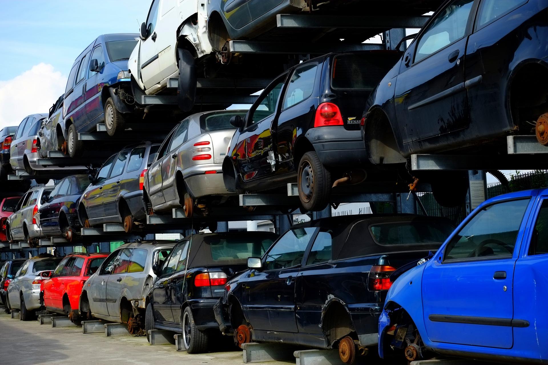kasacja samochodów mrągowo